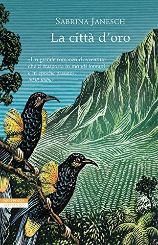 La città d'oro (Italian Edition)