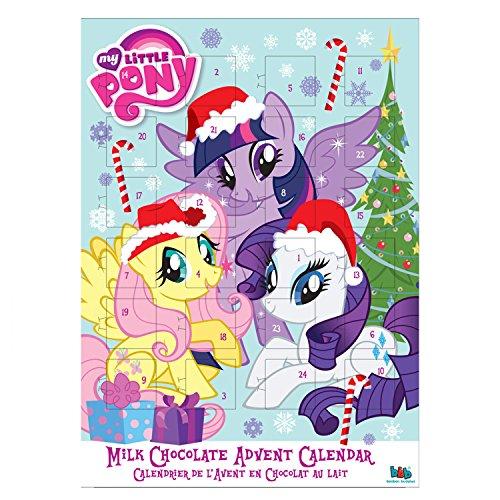 my little pony christmas chocolate advent calendar