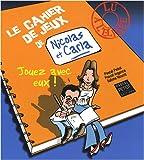 Cahier de jeux de Nicolas et Carla