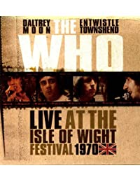 Live At The Isle Of Wight [VINYL]
