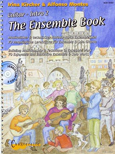 Guitar-Intro II: The Ensemble Book. 4 und mehr Gitarren.