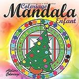 Coloriage Mandala Enfant: Livre de Coloriage Mandala pour Enfant dès 5 ans avec une Merveilleuse Collection de Mandalas Enfants - Mandala Facile et ... Floraux et Animaux (Coloriage Magique Enfant)