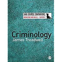 Criminology (SAGE Course Companions series)