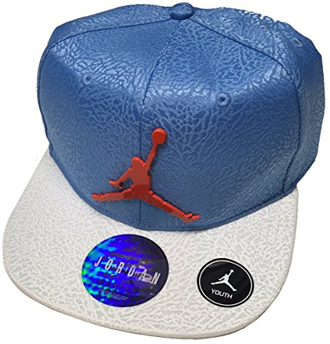 the best attitude c3d5a 8cfe4 Air Jordan Jumpman Elephant Print Adjustable Youth Boy s Cap ...