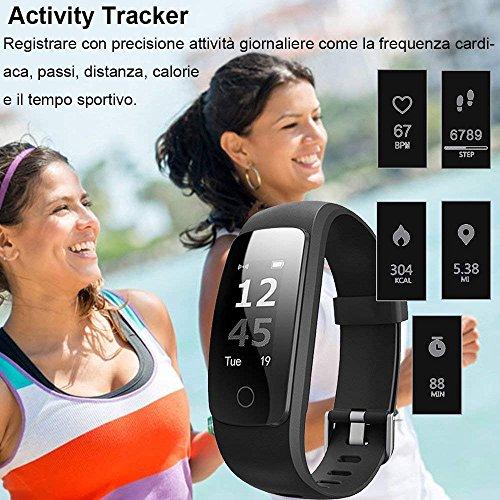 Zoom IMG-2 willful smartwatch orologio fitness tracker