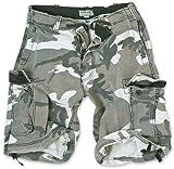 Surplus Vintage Herren Cargo Shorts, urban, Größe L