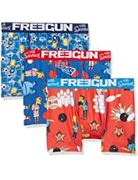 Freegun Simpson Packx3, Boxer Homme