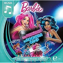 Barbie Eine Prinzessin im Rockstar Camp [Import Allemand]