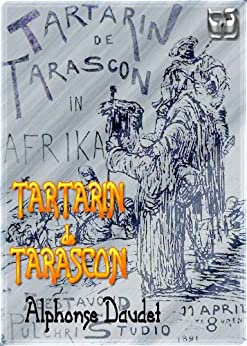 TARTARIN DE TARASCON (Spanish Edition) par [Daudet, Alfonso ]