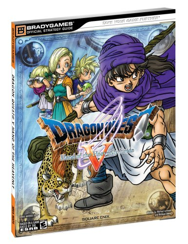 Heavenly Hands (DRAGON QUEST V: Hand of the Heavenly Bride Official Strategy Guide (Bradygames Strategy Guides))