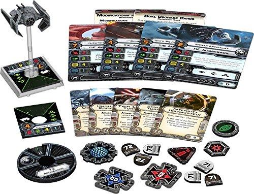 Star Wars X-Wing TIE-Aggressor Erweiterung-Pack deutsch