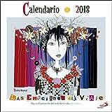 Calendario de pared 2018. Las emociones del viaje (Calendarios y Agendas)