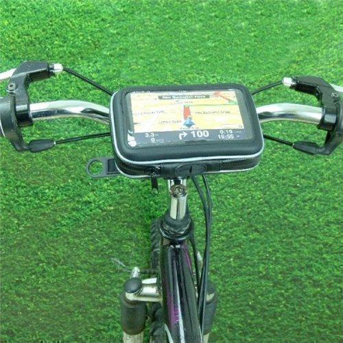 12.7cm Breitbildschirm GPS SatNav Gurt-fahrrad Rad Lenkerhalterung (sku 16407)