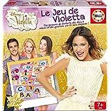 Educa 16249 - El juego de Violetta, Temporada 2 (versión en francés)