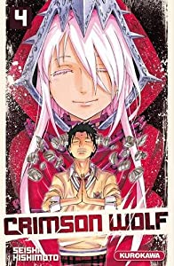 Crimson Wolf Edition simple Tome 4