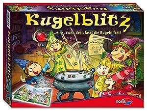 Noris - Juego de reflejos, 2 a 4 jugadores (versión en alemán)