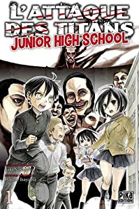 L'Attaque des Titans - Junior High School Edition simple Tome 1