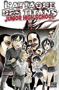 L'Attaque des Titans - Junior High School Edition simple Tome 1