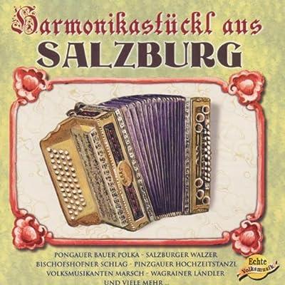 Harmonikastückl aus Salzburg