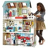 ItsImagical - Amanda Family Maison, casita de muñecas (Imaginarium 73371)