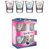 GB Eye Ltd, Sailor Moon, Characters, 20 ml Bicchierinos