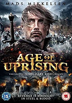 Age of Uprising: The Legend of Michael Kohlhaas [DVD] [UK Import]