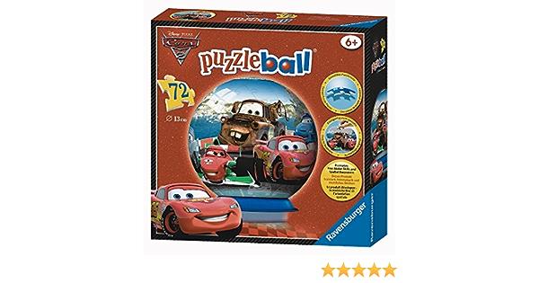 NEU 10643 Puzzle Puzzleball Disney Cars 2 Ravensburger 100//54 Teile