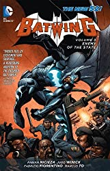 Batwing Vol. 3: Enemy of the State (The New 52) by Judd Winick (2014-01-28)