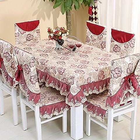 DLS OIU Stile europeo cibo occidentale caffè tovaglia/ tavolo/ tabella