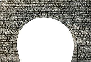 FALLER 170831  - Entrada del túnel, de dos vías importado de Alemania