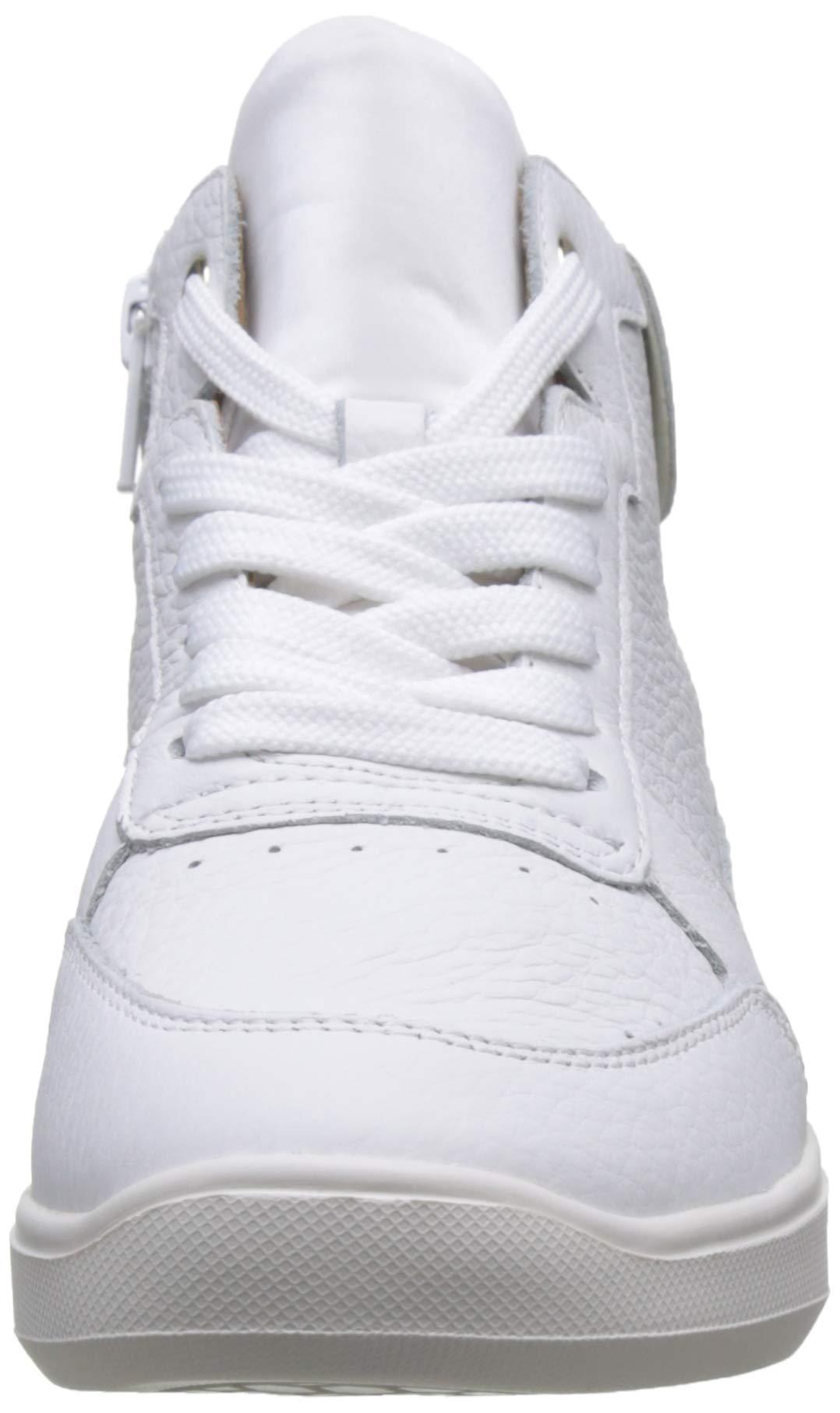 Geox Damen D Rubidia B Hohe Sneaker 4