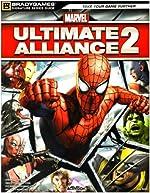 Marvel - Ultimate Alliance 2 Signature Series Guide de BradyGames