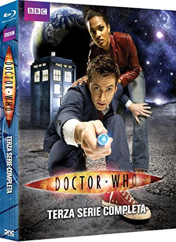 Doctor Who - Stagione 03 (4 Blu-Ray)
