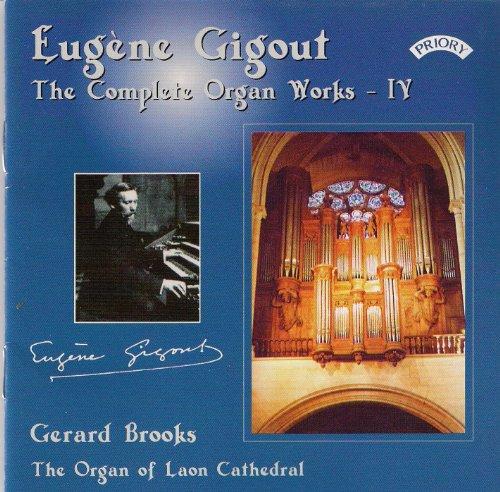 Gigout Orgelwerke Vol.4