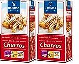 Harimsa Donut-Mix zur Herstellung von Churros (Packung à 2 x 500 gr.)