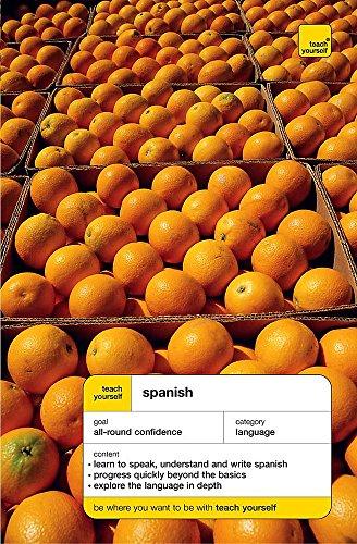 Teach Yourself Spanish (Teach Yourself Languages) por Juan Kattan-Ibarra