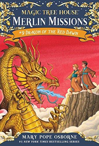 Magic Tree House #37 Dragon Of The Red Dawn por Mary Pope Osborne