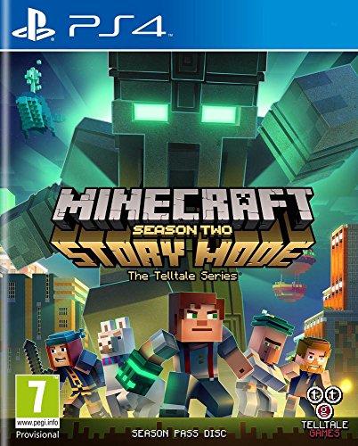 Minecraft: story mode - saison 2 - playstation 4 [edizione: francia]
