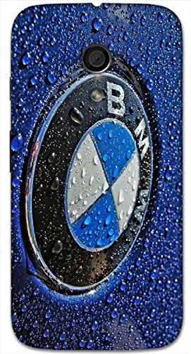 Incredible 3D multicolor printed protective REBEL mobile back cover for MotoG-2 (2nd Gen ) - D.No-DEZ-1270-motog2