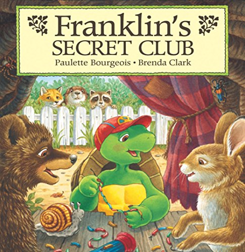Franklin's Secret Club (Classic Franklin Stories Book 20) (English Edition)