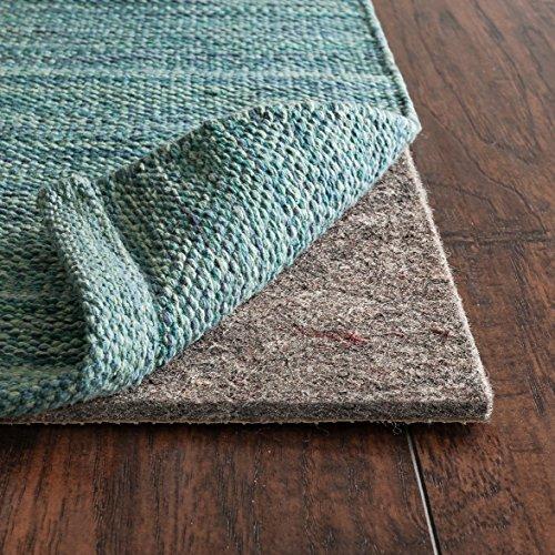Teppich Pad USA rutschfeste Läufer Teppich Pad für Harte Böden, Hellbraun 0,635 cm dick 5' x 8' beige - 5 8 X Teppich-pad,