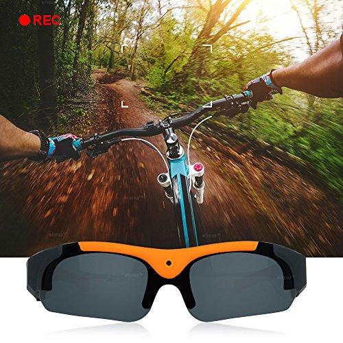 WISEUP Sport-Sonnenbrille mit Videokamera - 6