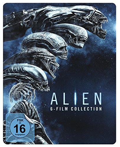 Alien 1-6 Steelbook [Blu-ray]