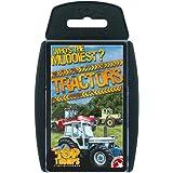 Top 30 Tractors Top Trumps Card Game