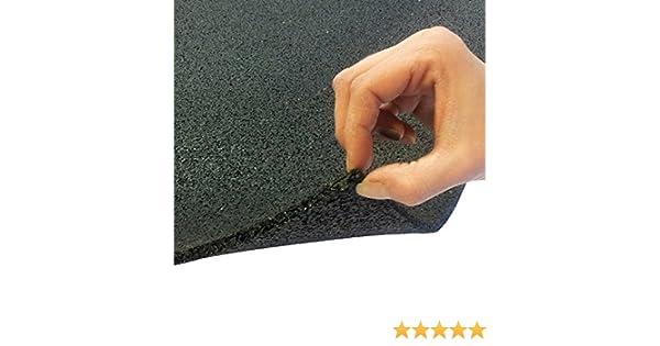 20 cm Bautenschutzmatte Gummigranulatmatte Antivibrationsmatte Rollenl/änge w/ählbar** 20 x 100 cm; St/ärke 8mm 8 mm; Rollenbreite Antirutschmatte St/ärke
