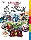 Das Mach-Malbuch Marvel Avengers