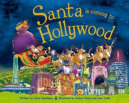 Santa Is Coming to Hollywood