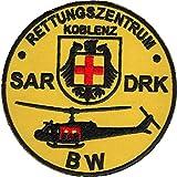 RETTUNGSZENTRUM SAR DRK BW Helikopter Hubschrauber Aufnäher Abzeichen Patch