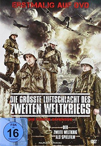 Die größte Luftschlacht des Zweiten Weltkriegs - Die fünfte Offensive