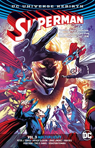 Superman TP Vol 3 Multiplicity (Rebirth)